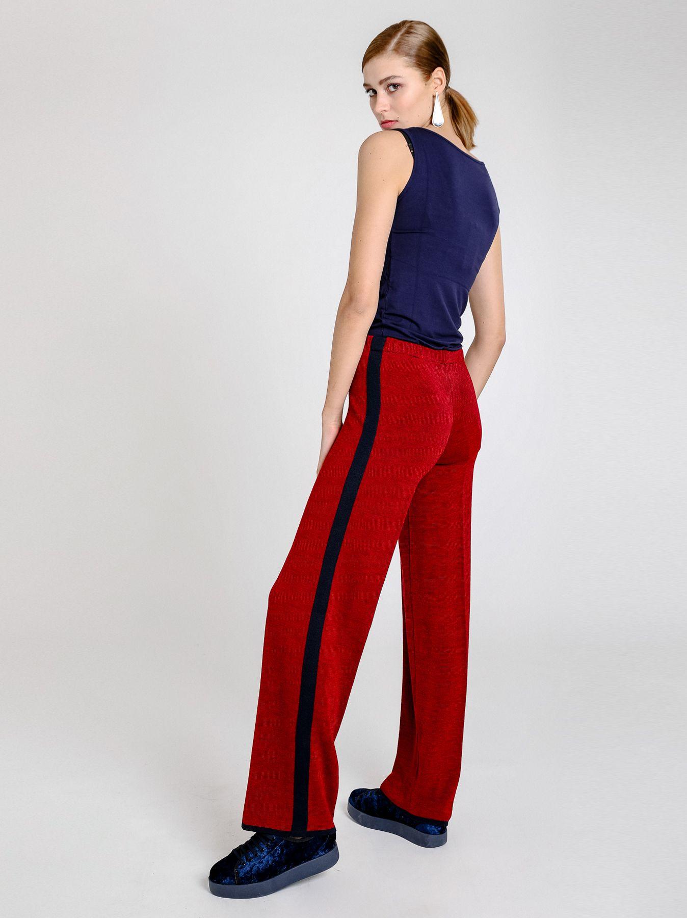Pantalone con banda