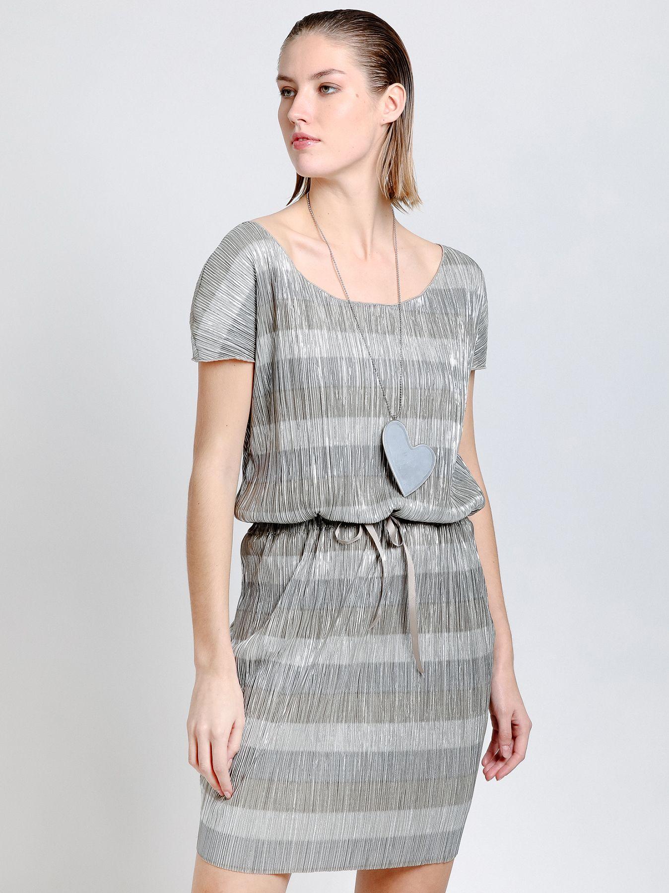 Vestido plisado
