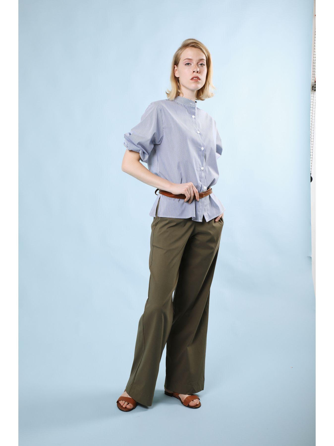 Pantalone gamba svasata