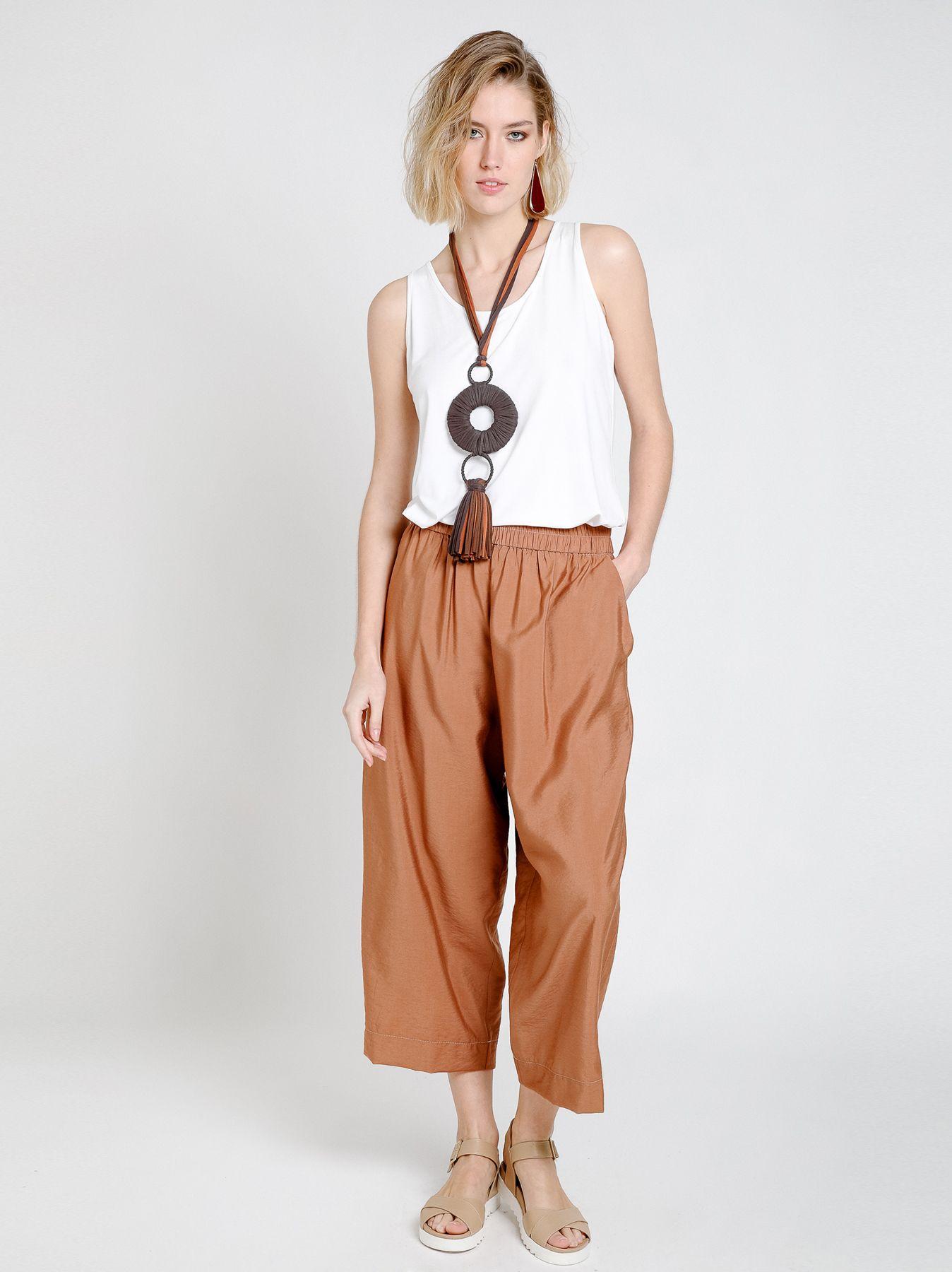 Gaucho trousers