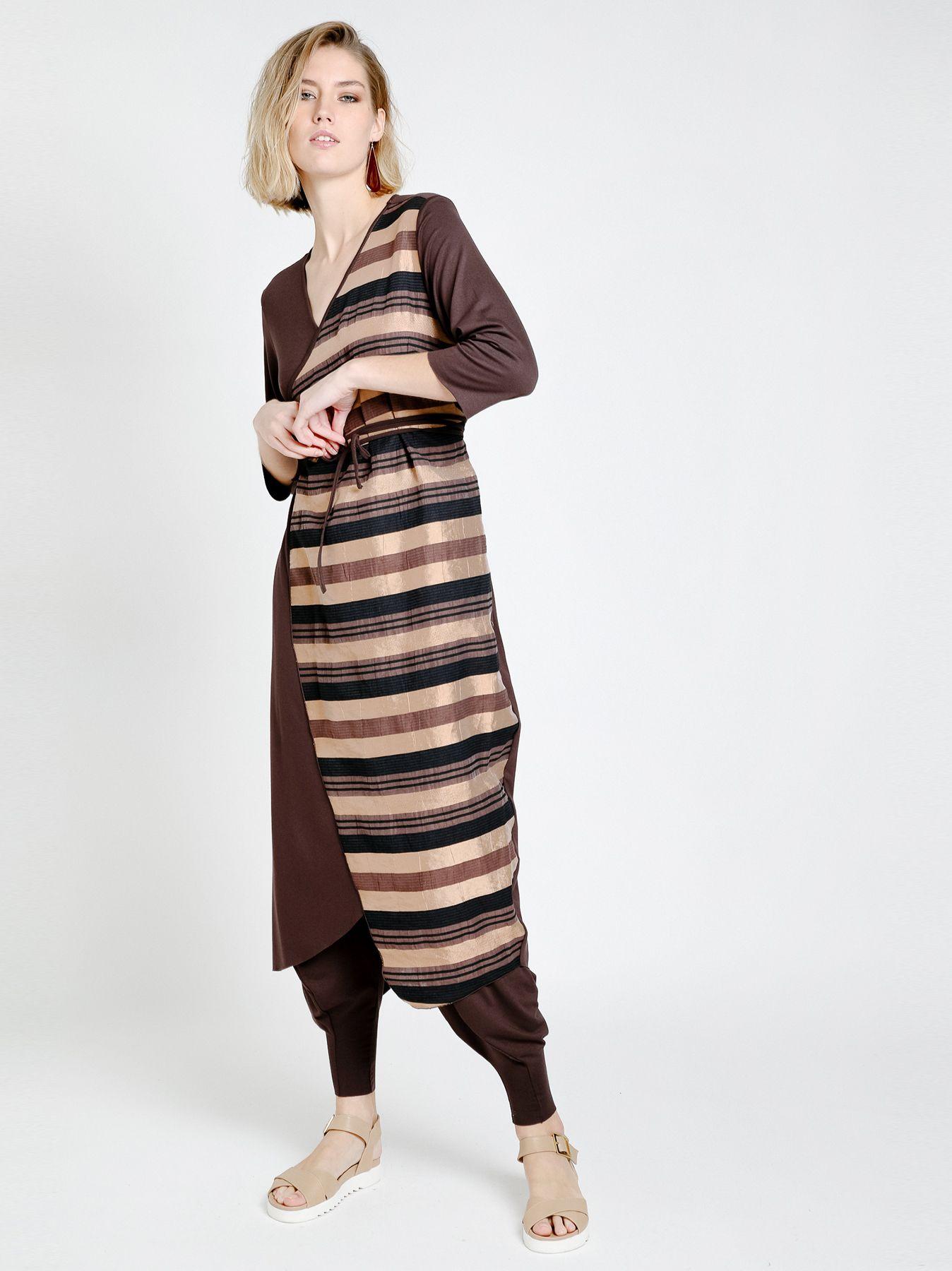 Panel dress