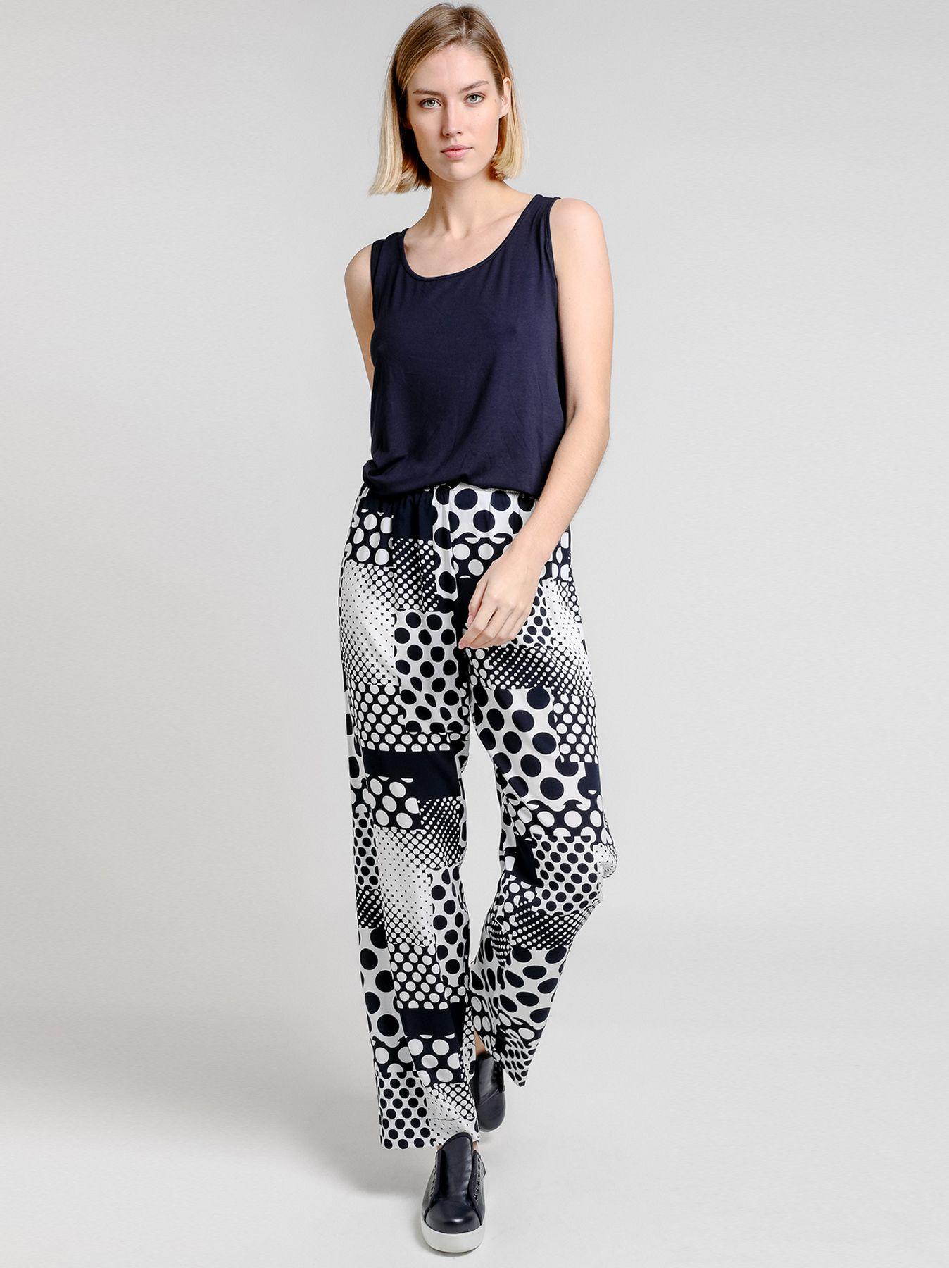Pantalone POIS PATCHWORK